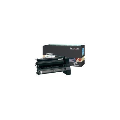 LEXMARK C770N RP TONER CARTRIDGE BLACK TAA 15K
